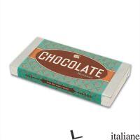 CHOCOLATE BAR: MILK CHOCOLATE NOTEPAD - CHRONICLE BOOKS