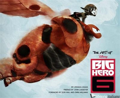 Art of Big Hero 6, The - JULIUS