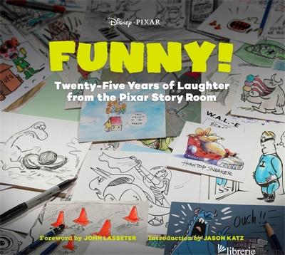 FUNNY! - JOHN LASSETER AND JASON KATZ