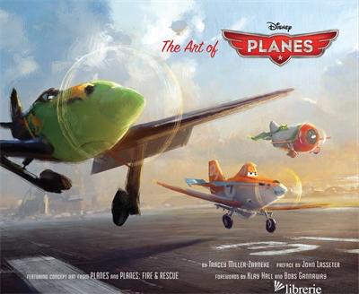 Art of Planes, The - MILLER-ZARNEKE