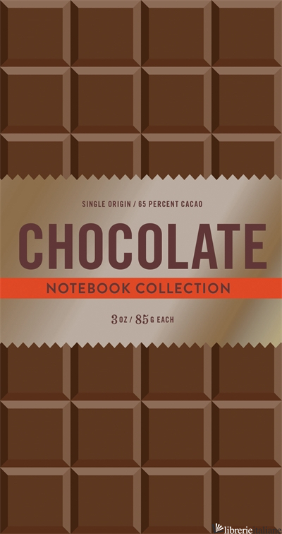 CHOCOLATE NOTEBOOK COLLECTION - CHRONICLE BOOKS