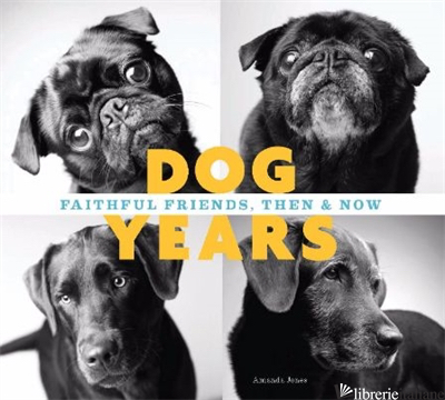 DOG YEARS - AMANDA JONES