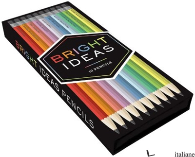 Bright Ideas Pencils - CHRONICLE BOOKS