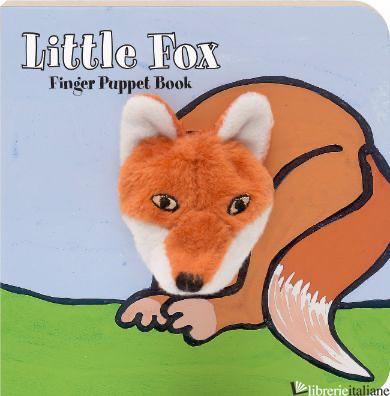 LITTLE FOX: FINGER PUPPET BOOK -