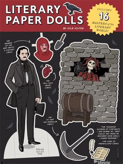LITERARY PAPER DOLLS - KYLE HILTON