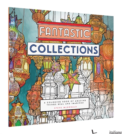 FANTASTIC COLLECTIONS - ILLUSTRATED BY STEVE MCDONALD