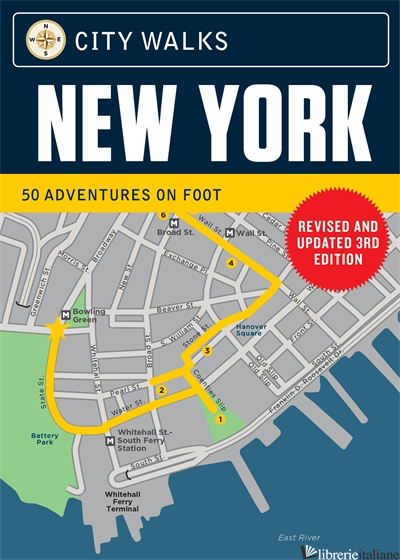 City Walks Deck: New York (Revised) - Christina Henry de Tessan