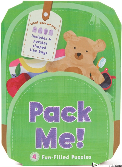 Pack Me! - Chronicle Books