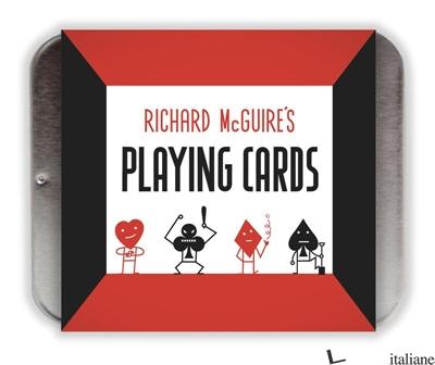 Richard McGuire's Playing Cards - RICHARD MCGUIRE