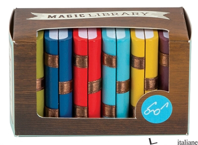 Magic Library - Chronicle Books
