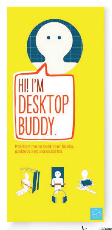 Desktop Buddy - Chronicle Books