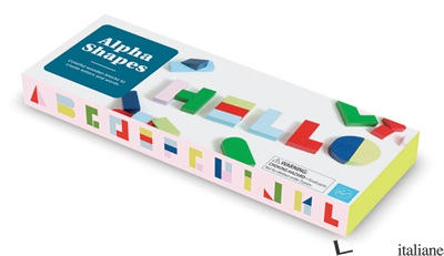 Alpha Shapes - Chronicle Books