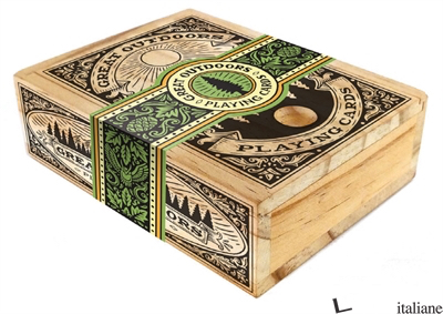 Great Outdoors Playing Cards - Chronicle Books