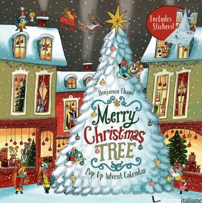 Merry Christmas Tree - Benjamin Chaud