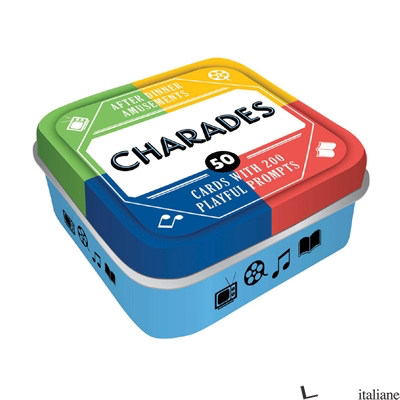 After Dinner Amusements: Charades - Chronicle Books