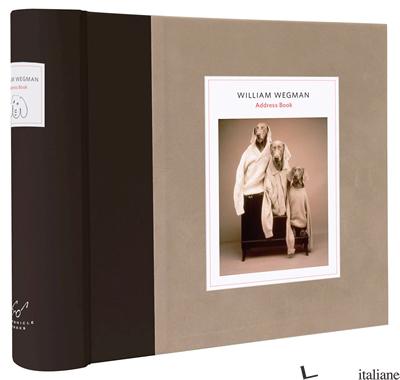 William Wegman Address Book - William Wegman