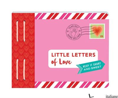Little Letters of Love - Lea Redmond