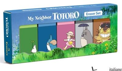 My Neighbor Totoro Eraser Set  - Chronicle