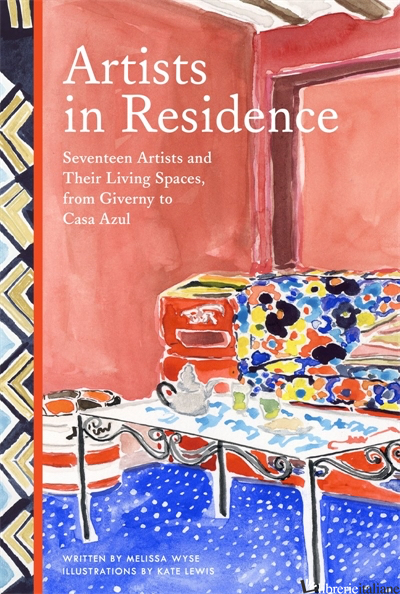 Artists in Residence - Melissa Wyse, illustrated by Kate Lewis
