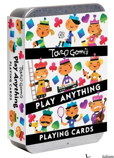 Taro Gomi's Play Anything Playing Cards - TARO GOMI