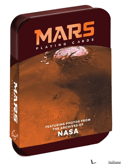 Mars Playing Cards: Featuring photos from the archives of NASA - NASA