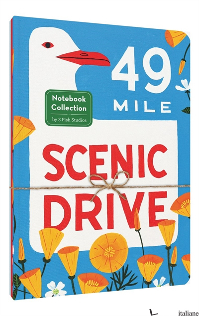 49-mile Scenic Drive Notebook Collection -