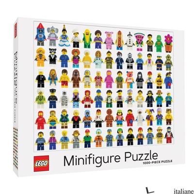 LEGO Minifigure Puzzle  - Lego