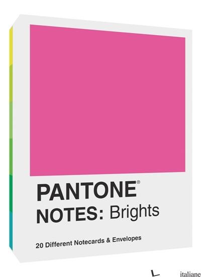 Pantone Notes: Brights - PANTONE, LLC