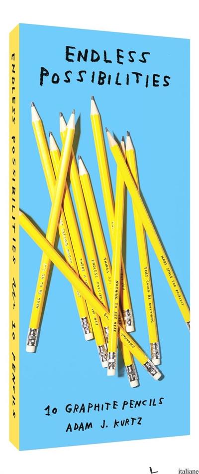 Endless Possibilities Pencils - ADAM J. KURTZ