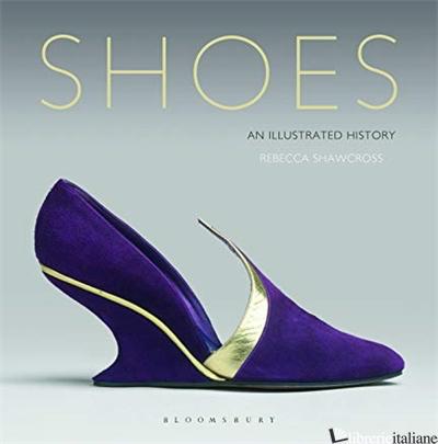 Shoes - Rebecca Shawcross