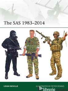 THE SAS - LEIGH NEVILLE