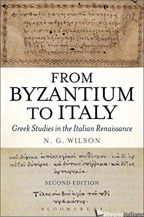 From Byzantium to Italy -