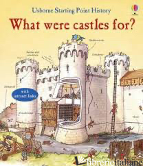 STARTING POINT HISTORY: WHAT WERE CASTLES FOR? -