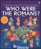 WHO WERE THE ROMANS? - Aa.Vv