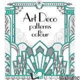 ART DECO PATTERNS TO COLOUR -