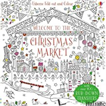 WELCOME TO THE CHRISTMAS MARKET - RUTH RUSSELL