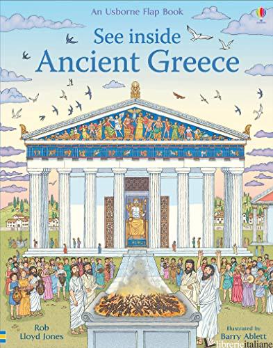 See Inside Ancient Greece - Rob Lloyd Jones