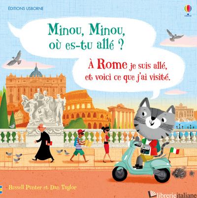 Minou Minou Ou Es-Tu Alle Rome - Daniel Taylor