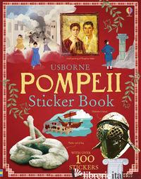 POMPEII STICKER BOOK - Aa.Vv