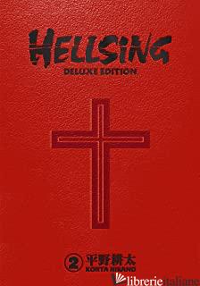 Hellsing Deluxe Volume 2 - Hirano, Kohta; Hirano, Kohta E Johnson, Duane