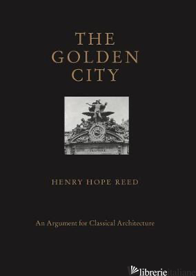 The Golden City - REED, HENRY HOPE