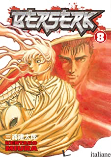 Berserk Volume 8 - Miura, Kentaro
