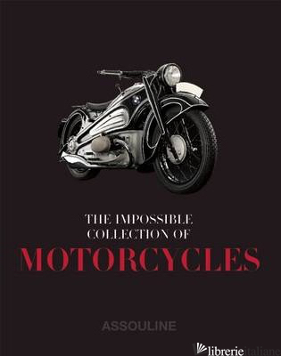 The Impossible Collection of Motorcycles - BARRY