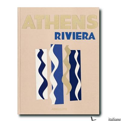 RISTAMPA NOVEMBRE 2021 --Athens Riviera - Julia Chaplin