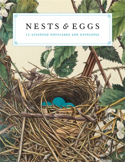 NESTS AND EGGS NOTECARDS - KISER
