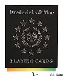 FREDERICKS & MAE PLAYING CARDS - FREDERICKS AND MAE