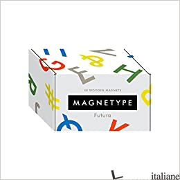 Magnetype - From an idea by Princeton Architectural Press