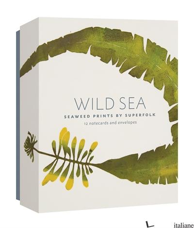 Wild Sea Notecards - Super Folk