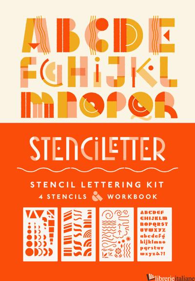 Stenciletter - Charles E Thorn