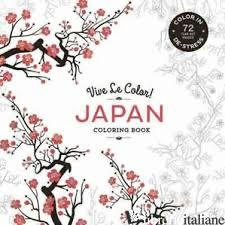 VIVE LE COLOR JAPAN (COLORING BOOK) - AA.VV